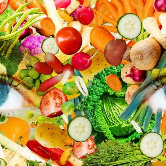 Gesund ernähren - Healthy lifestyle